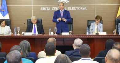 JCE pone tope a gastos candidatos municipales; reconoce a País Posible