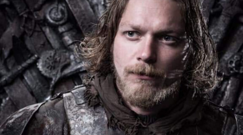 Murió Andrew Dunbar, actor de Game of Thrones