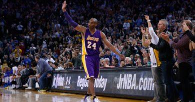 """""""Tú eras mi ídolo"""": compañeros atletas, fanáticos lamentando la pérdida de la amada estrella del baloncesto Kobe Bryant"""