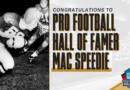 Art Modell no elegido para el Pro Football Hall of Fame; ex receptor de los Browns Mac Speedie entre los consagrados