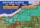 Aviso de clima invernal, advertencia de nieve efecto lago en efecto para partes del noreste de Ohio