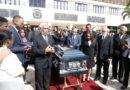 Camacho destaca virtudes del fallecido diputado Héctor