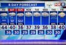 Clima: Lluvia generalizada viernes, nieve posible este fin de semana