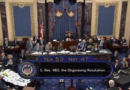 El Senado aprueba las reglas del juicio político y rechaza a los testigos.