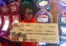 El hombre gana $ 888,000 jugando tragamonedas en el casino de Nevada