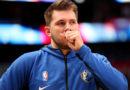 Esguince de tobillo al margen de Luka Doncic nuevamente