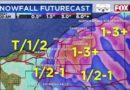 Grandes cambios climáticos a medida que el golpe ártico se prepara para golpear el noreste de Ohio.