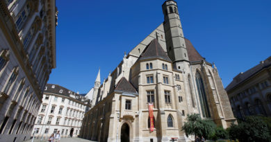 Herederos de Rothschild demandan a Viena por usurpar una propiedad suya confiscada por los nazis
