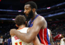 Informe: Pistons, Hawks discutiendo el comercio de Andre Drummond