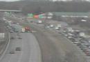 La I-77 en dirección sur se reabre en el condado de Summit luego del accidente