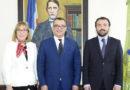Presidente del TSE se reúne con representantes de misión preliminar de la OEA »