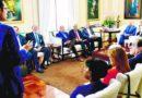 Presidente discute gobernanza del sector agua
