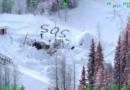 Un joven sobrevive 23 días en temperaturas bajo cero tras incendiarse su cabaña en Alaska