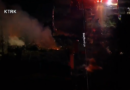 Video en vivo: la explosión de un edificio ardiente sacude el noroeste de Houston