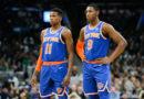 Knicks sin miedo a apoyarse en la pista trasera de habla francesa