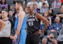 Informe: Grizzlies para renunciar a Jordan Bell, firmar Anthony Tolliver a 10 días