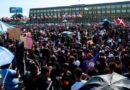 Tras 'Trabucazo 2020', miles se quedaron en la Plaza de la Ban