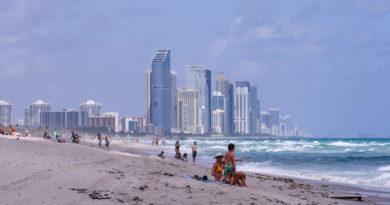Así transcurren las vacaciones de primavera en Florida en medio de la pandemia del covid-19 (FOTOS)