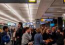 Caos en los aeropuertos de Estados Unidos debido a las pruebas de c