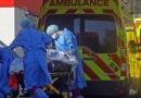 El Reino Unido registra más de 100 muertes en un día por covid-19 por primera vez