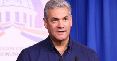 Gonzalo Castillo dice entregará 9,500 pruebas de coronavirus a Gobierno