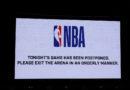 """Juego de exhibición de la NBA Mulling """"Diversion"""""""