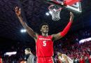 La elección número uno proyectada Anthony Edwards declara para el Draft de la NBA