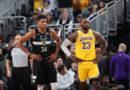 NBA Playoff Matchups si la temporada terminó hoy
