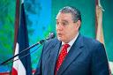 Senador Hazim había renegado del COVID-19 y hoy es positivo a la enfermedad »