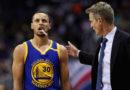 Steve Kerr: El regreso de Curry es un trampolín hacia el próximo año