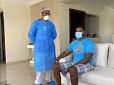 Tras haberse viral al quejarse por dificultad para prueba COVID-19, laboratorio se la realiza »