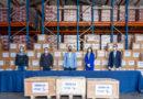 Conep dona tres máquinas y 10,000 pruebas para detección del Covid-19