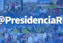 Cuenta de Facebook de Presidencia RD, la cuarta más activa del mundo, evidencia cotidiana y permanente rendición de cuentas