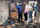 Gonzalo Castillo reconstruirá cuatro vivienda quemadas en el DN