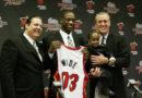 """Heat Drafted Dwyane Wade después de un """"entrenamiento horrible"""""""