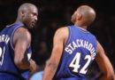 Jerry Stackhouse perdió algo de 'reverencia' jugando con Michael Jordan