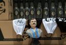 La hija del 'Chapo' Guzmán entrega víveres y mascarillas
