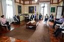 Presidente Medina se reúne este domingo con Comisión de Asuntos Sociales