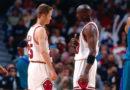 Ser golpeado por Michael Jordan 'ayudó a nuestra relación'
