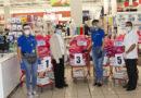CESPM dona más de 5,000 mascarillas y productos de desinfección en SPM