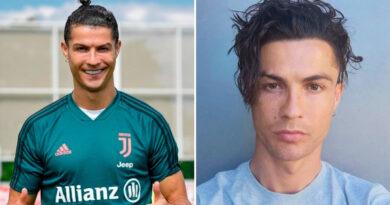 Cristiano Ronaldo estrena un nuevo peinado y pide la opinión de sus admiradores –