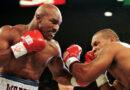 Evander Holyfield muestra su estado físico antes de su posible combate contra Mike Tyson –