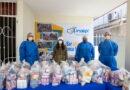 INAIPI entrega raciones alimenticias a familias cuyos niños asisten a estancias infantiles