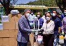 Leonel Fernández dona ventilador digital y mascarillas a hospitales de Ocoa y Azua