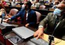 Una dura batalla entre el PLD y la oposición parió la cuart