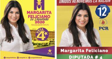 argarita Feliciano candidata a Diputada por el PLD