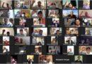 En acto virtual Lantigua juramenta equipo de campaña
