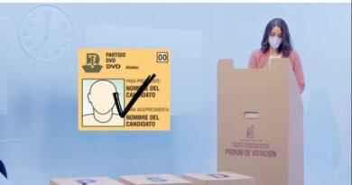 """Ponte tu mascarilla y vota"", la nueva campaña educativa de la JCE para"