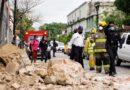 Aumenta a nueve el número de fallecidos por el sismo de magnitud 7,5 en México