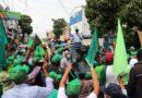 Leonel asegura que con Fuerza del Pueblo en las calles, cambió el pa